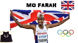 Mo Farah - Champion Olympic - Best moment // 2017