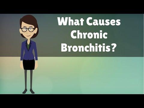 What Causes Chronic Bronchitis?