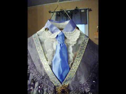 DIY VICTORIAN DRESS