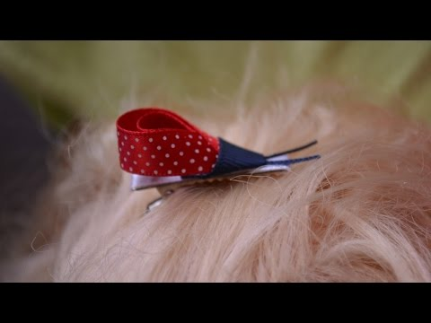 Make a Ladybug Hair Clip for Girls - DIY Style - Guidecentral