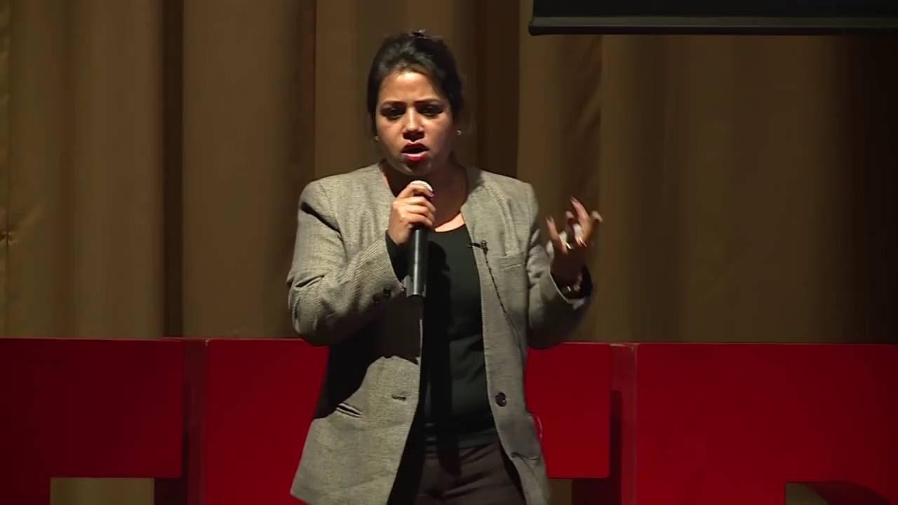 Men - The forgotten gender | Deepika Bhardwaj | TEDxIIFTDelhi
