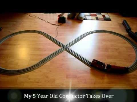 How to Make A Figure 8 Layout Track Hogwarts Express O 36 Fastrack