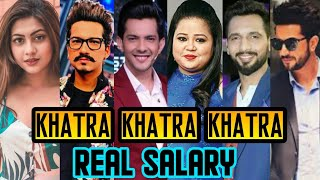 Bepanah All Cast Per Day Salary 2018