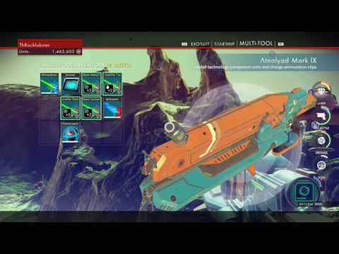 No Man's Sky How to Mine Efficiently