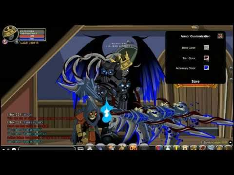 =AQW= How To Get Ungodly Reavers Of Nulgath