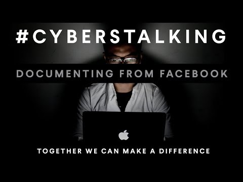 How to Document Cyberstalking Evidence on Facebook
