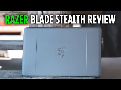 Razer Blade Stealth 13 Laptop Review