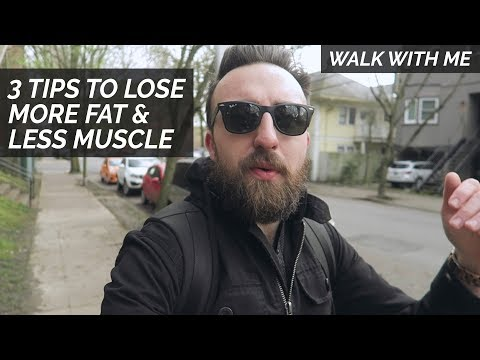 How to Prevent Muscle Loss on a Diet