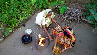 Janto Koi Latha Magur Pakal Fish Curry prepared by our Grandmother !!! Village Food