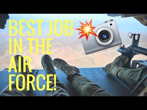 AIR FORCE PHOTOJOURNALIST: THE BEST JOB IN THE AIR FORCE