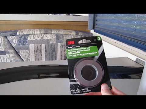 Adhesive Replacement For Car/Truck Vent Visors