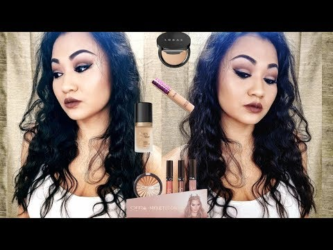 FLAWLESS EVERYDAY GLAM FOUNDATION ROUTINE!