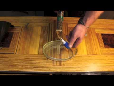Waxtractor Essential Oil Extraction