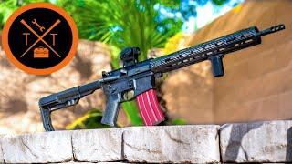 Download Super Lightweight AR-15 // Cheaper than most..... Video