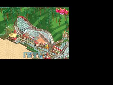 How to fix the video problems for Roller coaster tycoon 1 on mac using wine skin