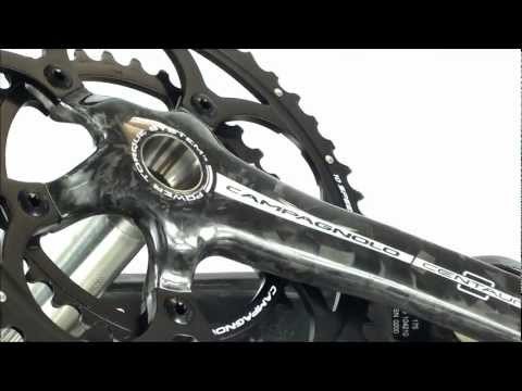 Campagnolo Centaur Carbon Power Torque Chainset
