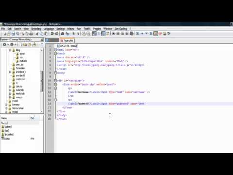 Creating A Blog System With PHP & MySQL: Part One