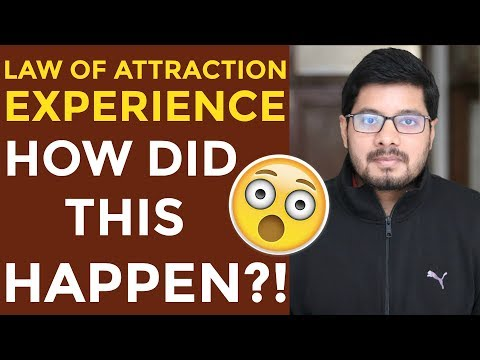 MANIFESTATION #82: Law of Attraction Success Story - How to Use Law of Attraction as a Beginner