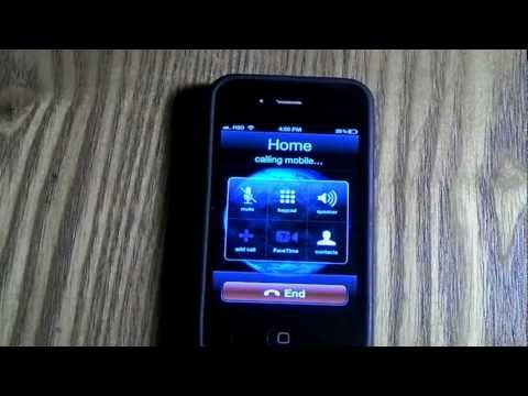How to make calls from lock screen on iphone