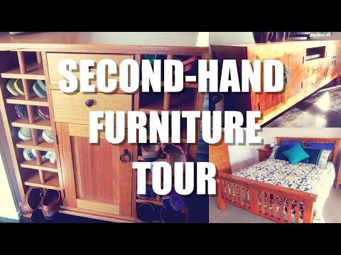 Second-Hand Furniture | Budget Home Tour