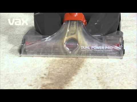 Introducing...Vax Dual Power Pro Carpet Cleaner