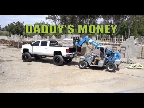 Work Or Ask Dad To Buy a Truck?!