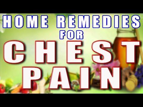 Home Remedies for Chest Pain II छाती में दर्द के लिए घरेलू उपचार II