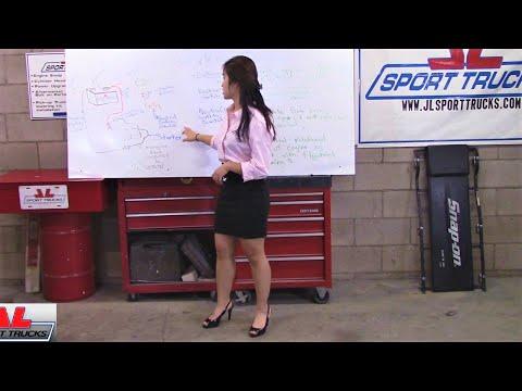 Lovely Jade  explaining how the Starting System Works