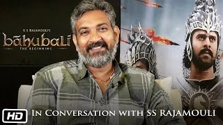 In Conversation with SS RAJAMOULI - Director of National Award winner Baahubali