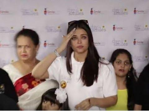 ANGRY Aishwarya Rai Bachchan starts CRYING in public