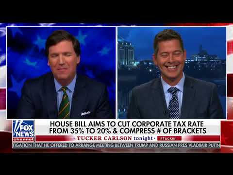 Sean Duffy Talks Tax Reform With Tucker Carlson