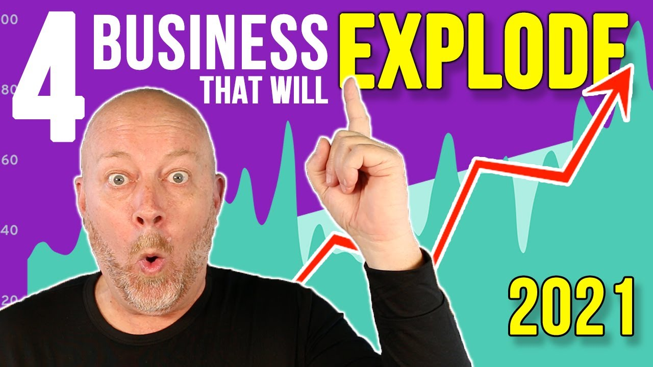 4 Top Business Ideas That Will Boom in 2021