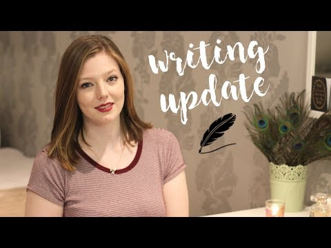WRITING UPDATE ▸ New Ideas, No Progress and Motivation | The Book Belle