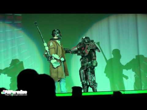 San Diego Comic Con 2012 Masquerade - #21 NCR Ranger Brotherhood Outcast Fallout 3