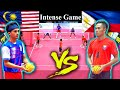 Sepak Takraw Philippines Vs Malaysia Full Game HD