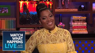 Toya Bush-Harris's Outspokenness About Her Sex Life   WWHL