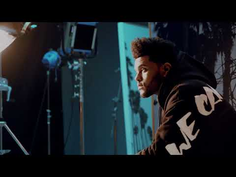 The Weeknd Collection - Behind the scenes