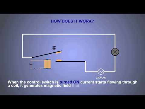 What is a Relay? How does a Relay works!