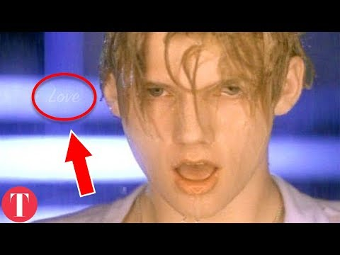Subliminal Messages In Backstreet Boys Music Videos You Never Noticed
