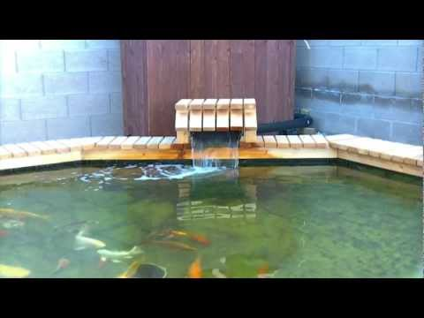 pond waterfalls kit and cheap