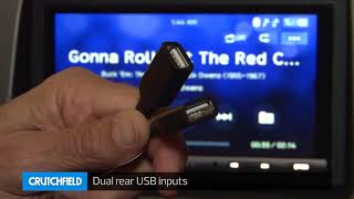 Sony XAV-AX5000 Display and Controls Demo   Crutchfield Video