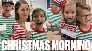 BINGHAM FAMILY CHRISTMAS DAY SPECIAL | OPENING CHRISTMAS PRESENTS ON CHRISTMAS MORNING