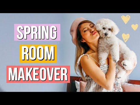 My Room Makeover! Speed Clean With Me!