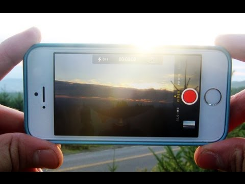 iPhone 5S Video Camera Quality Test - 1080P HD & 120FPS Slow Motion