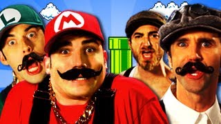 Mario Bros vs Wright Bros. Epic Rap Battles of History.