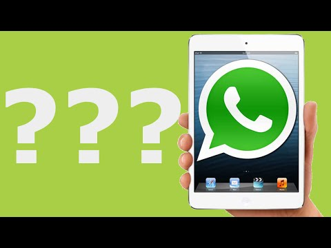 WhatsApp on iPad!!! | Tutorial