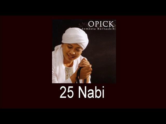 Opick - 25 Nabi