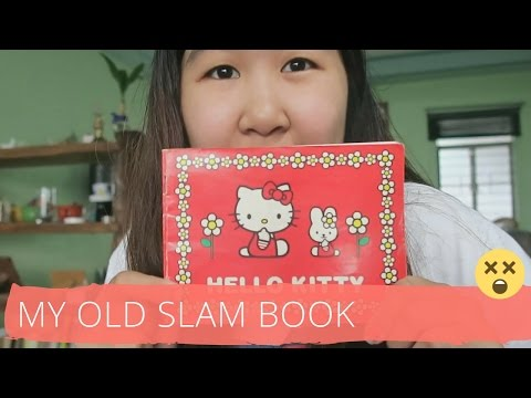 MY OLD SLAM BOOK