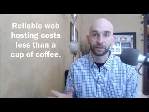 How to Choose Your Domain Name and Get Hosting [How to Start a Blog Video 5 of 6]