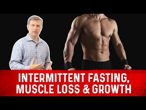 Intermittent Fasting,  Muscle Loss & Growth Hormone
